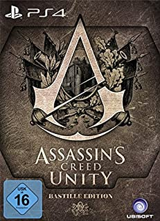 Assassin's Creed Unity - Bastille Edition - [Playstation 4] (B00KTGNJ4E) | Amazon price tracker / tracking, Amazon price history charts, Amazon price watches, Amazon price drop alerts