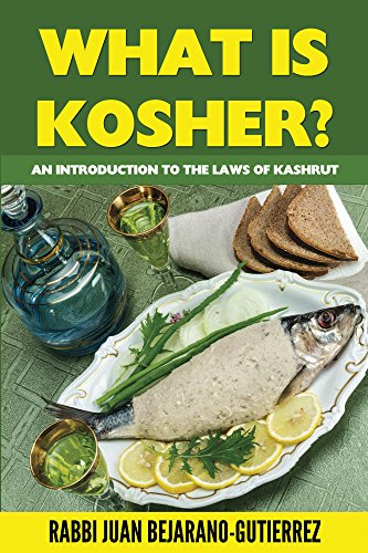What is Kosher?: An Introduction to the Laws of Kashrut (Introduction to Judaism Book 1) (English Edition)