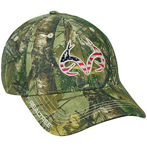 realtree-logo-cap-herren-realtree-xtra-camo-americana-einheitsgrosse