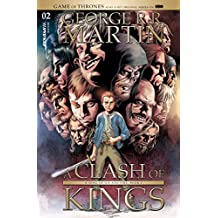 George R.R. Martin's A Clash Of Kings #2