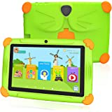 Tablette Enfants Android 10.0 avec WiFi 7 Pouces 32 GO Rom 3 GO Ram - Certifié par Google GMS & Contrôle Parental Youtube Tab