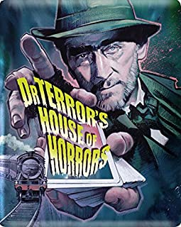 Dr Terror's House of Horrors - Blu-Ray Steelbook Limited Edition (B00W3QR0Q6) | Amazon price tracker / tracking, Amazon price history charts, Amazon price watches, Amazon price drop alerts