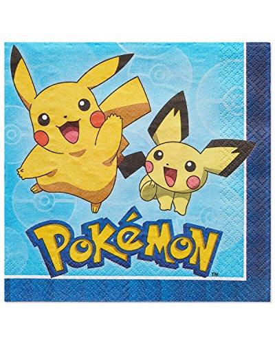 amscan 511859LN Pokémon Core