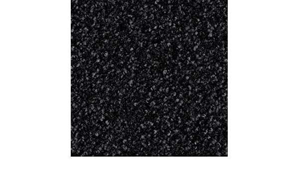 6 Length x 4 Width x 3/8 Thick Black Andersen 73-401-6F4F-SRB Nylon Classic Impressions HD Logo Mat with Rubber Backing For Indoor