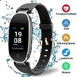 Smartwatch Sport Fitness Tracker von Aktivität zeigt Wasserdicht IP67Armband Intelligente Schrittzähler Kalorien sommeil-bluetooth 4.0Smart Tracker von Aktivität für Damen Herren Sport/Android und IOS Portable–Verkauft von udenx