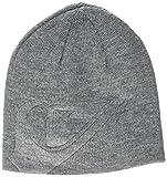 cae4431d0ce7e Quiksilver Heatbag Youth - Gorro reversible para niño, color gris, talla  única