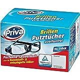 Priva Brillenputztücher 54er auch für Kunststoff- und entspiegelte Gläser