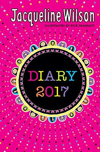 The Jacqueline Wilson Diary 2017 (Diaries 2017)