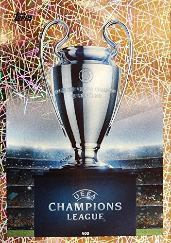 Match Attax Champions League Topps 2015/16Trophy 500Trading Karte