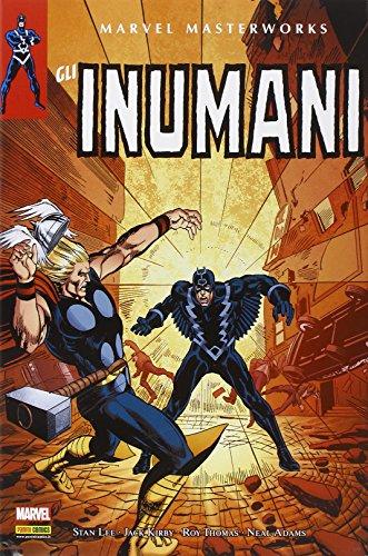 Marvel Masterworks Gli Inumani - Amazon Libri