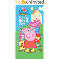 Playing Hide & Seek with Pig: Great 5-Minutes By Picture Book For Kids 2-4 Ages