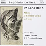 Palestrina/messe Homme Arme