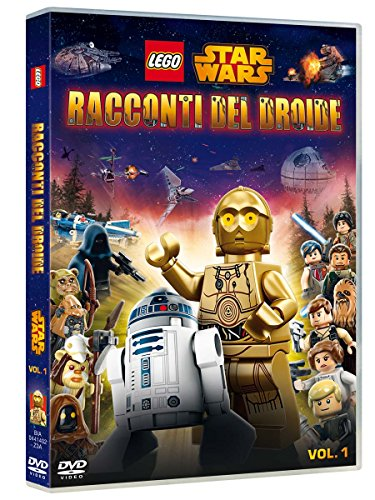 Lego - Star Wars - Racconti Del Droide - Fuga Da Endor / Crisi Su Coruscant [Italia] [DVD]