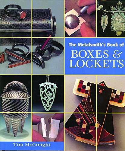 Metalsmith's Book of Boxes & Lockets (English Edition)