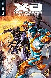 X-O Manowar T02: Opération Ninjak