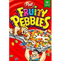 Fruity Pebbles Big Box 652 grams each ( pack of 2 )