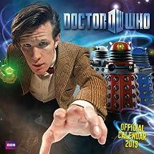 Official Doctor Who 2013 Calendar (Calendar 2013)