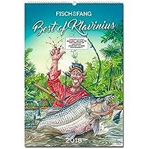 Best of Klavinius Kalender 2018: FISCH UND FANG