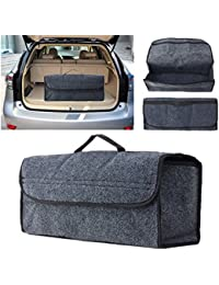 Tradico® Car Seat Back Storage Bag Rear Travel Organizer Holder Interior Bag Box