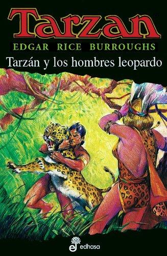 Descargar Libro Libro Tarzán y los hombres leopardo (XVIII) de Edgar Rice Burroughs