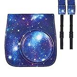 Andoer PU Fujifilm Instax Mini 8 + / 8s / 8/9 Taschen Schutz Instant Kamera Tasche Tasche Tasche mit Strap