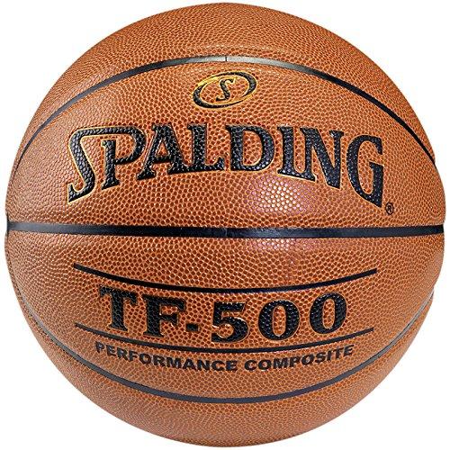 Spalding Tf500 Indoor Sz.6 Basketball Ball, orange, 6