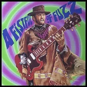 A Fistful of Fuzz (Black Vinyl) [Vinyl LP]