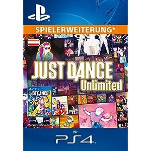 Just Dance Unlimited-12 months [Spielerweiterung] [PS4 PSN Code – österreichisches Konto]