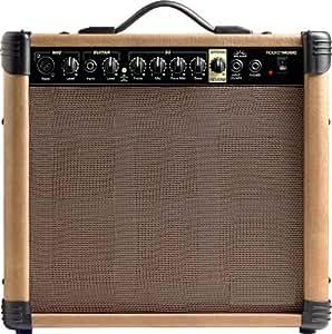 ROCKET GA40A 40W Acoustic Guitar Amplifier - Brown