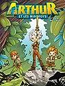 Arthur et les minimoys, tome 1 : La Course des 7 Terres par Derrien