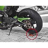 GrandPitstop Stand Rouleau pour Nettoyage des Pneus de Moto et Graissage de la Chaîne — GRoller Stand Rouleau pour Roues (Moy