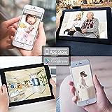 Kabelloses digitales iBabyCare-M6-Babyphone mit Videofunktion, 2-Wege-Audio, Nachtsicht, Musikplayer - 6