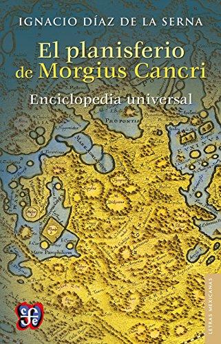 El planisferio de Morgius Cancri. Eciclopedia universal
