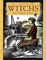 Llewellyn's Witch's Coloring Book by Mickie Mueller (2016-02-08)