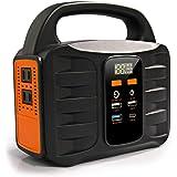 Macabolo Draagbare 42000mAh lithiumbatterij Mobile Power Station Noodvoeding en externe batterijlader voor buiten, kamperen,