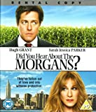 Did You Hear About The Morgans (Rental) [BLU-RAY]