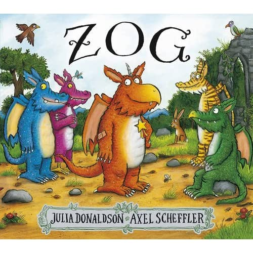 Zog by Axel Scheffler (illustrator) Julia Donaldson (author)(2016-07-07)