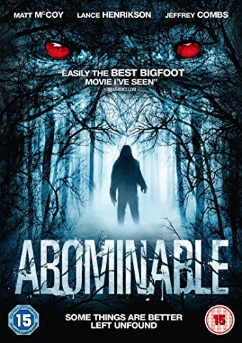 Abominable [DVD] by Matt McCoy