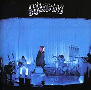 Genesis Live by Genesis (B000024E9L) | Amazon Products