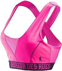 BOXEUR DES RUES Serie Fight Activewear, Top Donna