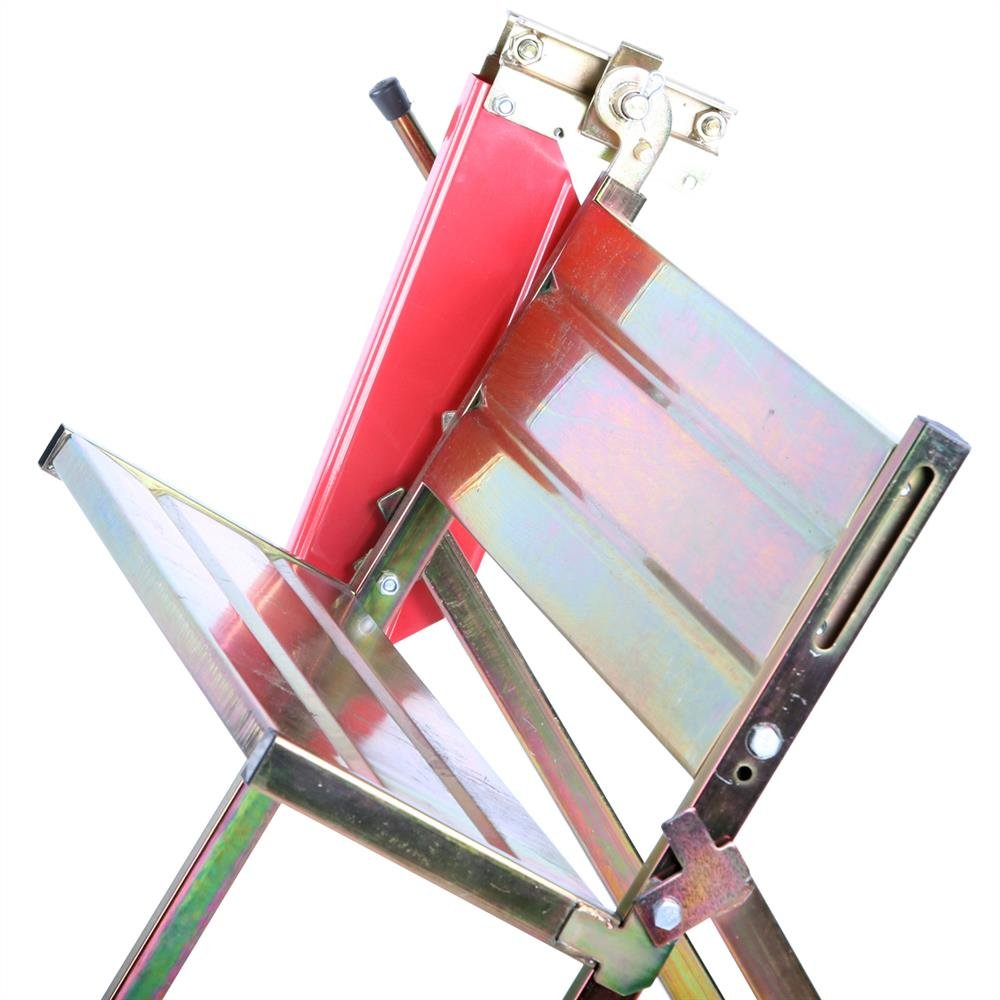 FUXTEC Sägebock FX-SH1.0 mit Kettensägehalterung für Brennholz – für Kettensägen mit Halterung