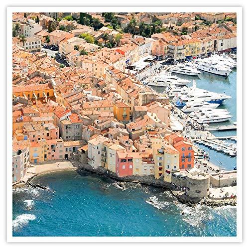 SMARTBOX - Coffret cadeau - Balade en yacht de luxe dans le Golfe de Saint-Tropez -...