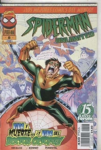 Spiderman: Unlimited numero 08