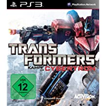 Transformers: Kampf um Cybertron - [PlayStation 3]
