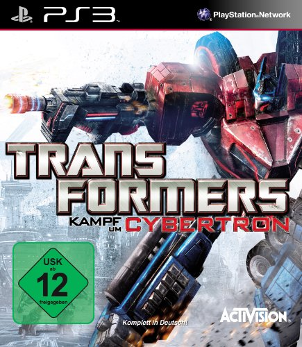 Transformers: Kampf um Cybertron – [PlayStation 3]