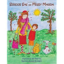 Serious SAS & Messy Magda by Marianne De Pierres (2013-11-30)