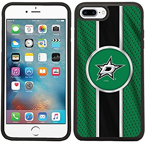 iPhone 7 Plus Schwarz Guardian hülle with Dallas Stars Jersey