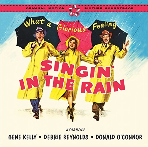 Singin' In The Rain (OST) + A Whole Bonus Tribute CD