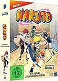Naruto - Staffel 2: Die Chunin-Auswahlprüfungen (Episoden 20-52, uncut) [5 DVDs]