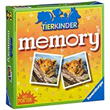 Ravensburger 21275 0 Card Game Memory